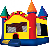 Inflatables-Bounce House, Obstacle Courses, Slide