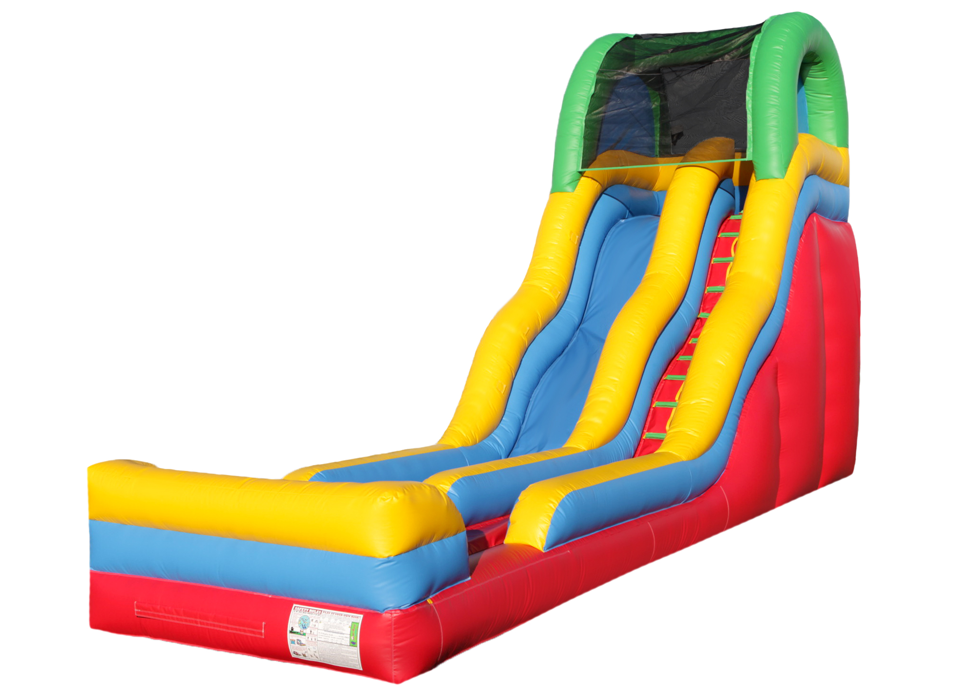 19' Slippity Slide (wet/ dry)